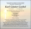 Karl Günter Goebel