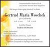 Gertrud Maria Woschek