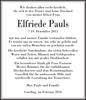 Elfriede Pauls