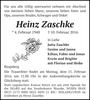 Heinz Zaschke
