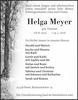 Helga Meyer