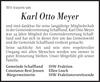 Karl Otto Meyer