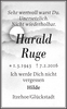 Harald Ruge