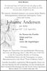 Johanne Andersen