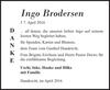 Ingo Brodersen