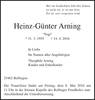 Heinz-Günter Arning