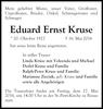 Eduard Ernst Kruse