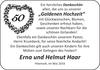 Erna und Helmut Haar