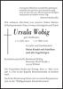 Ursula Wobig