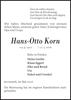 Hans-Otto Korn