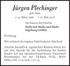 Jürgen Plechinger