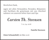 Carsten Th. Steensen