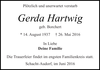 Gerda Hartwig