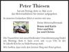 Peter Thiesen