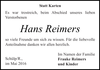 Hans Reimers