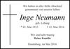 Inge Neumann