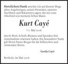 Kurt Cayé
