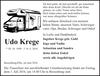 Udo Krege