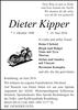 Dieter Kipper