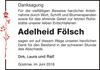 Adelheid Fölsch