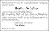 Hertha Scheller