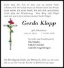 Gerda Klopp