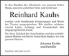 Reinhard Kauhs