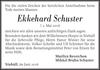 Ekkehard Schuster