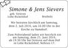 Simone Jens Sievers