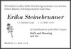 Erika Steinebrunner
