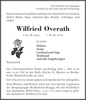 Wilfried Overath