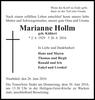 Marianne Hollm M