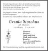 Ursula Stoschus
