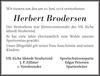 Herbert Brodersen