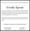 Gerda Sprott