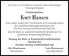 Kurt Hansen