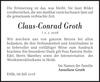 Claus-Conrad Groth