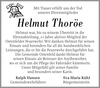 Helmut Thoröe