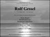 Rolf Gessel