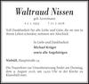 Waltraud Nissen