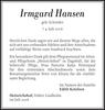 Irmgard Hansen
