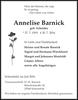 Annelise Barnick