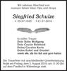Siegfried Schulze