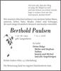 Berthold Paulsen