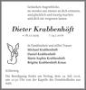 Dieter Krabbenhöft