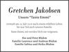 Gretchen Jakobsen