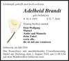 Adelheid Brandt