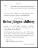 Heinz-Jürgen Ahlbory