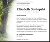 Elisabeth Sontopski