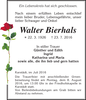 Walter Bierhals